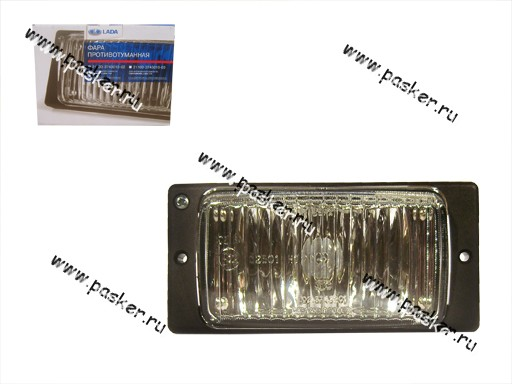 Фара противотуманная 2110 2113-2115 штатная  Автосвет с лампой 202.3743 ОАТ