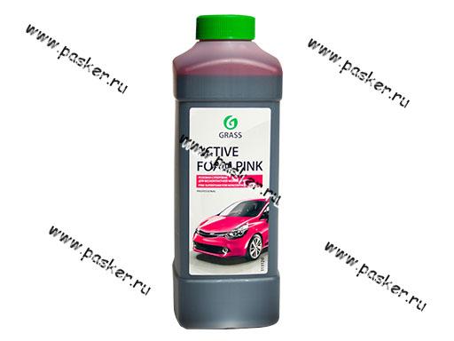 Шампунь для бесконтактной мойки Active Foam Pink 1л