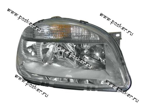 Блок фара 2123 Chevy Niva Automotive Lighting правая 202