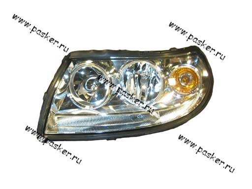 Блок фара УАЗ-3163 ПАТРИОТ Automotive Lighting левая 121