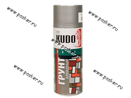 Грунтовка KUDO KU-2001 520мл серая аэрозоль
