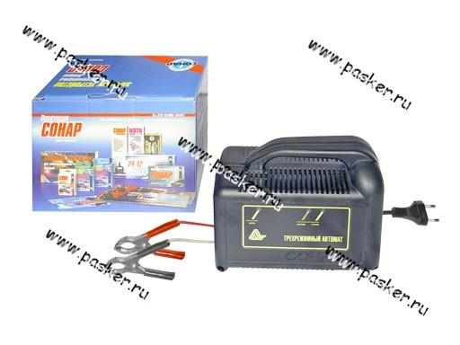 инструкция сонар уз зарядное устройство 207