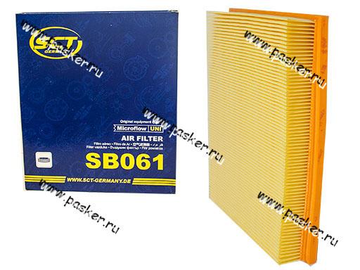 Фильтр воздушный Daewoo Nexia Espero SCT SB061