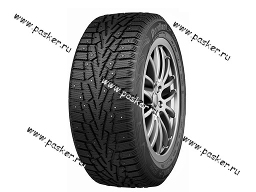 Фото: Шина Cordiant Snow Cross PW-2 225/60 R17 зим шип