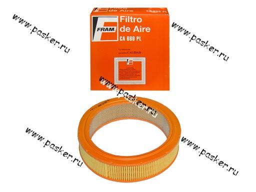 Фильтр воздушный 2101-099 ОКА FRAM СА660РL